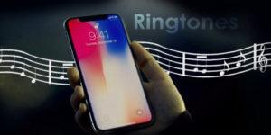 add iphone ringtones