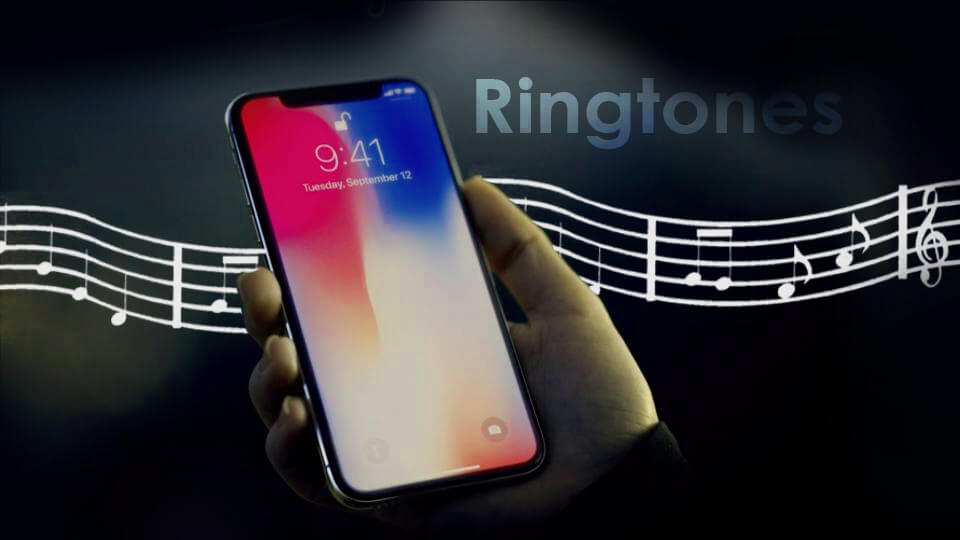 add iphone ringtones