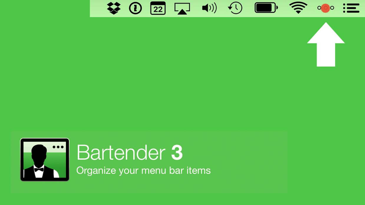 bartender 3 for mac