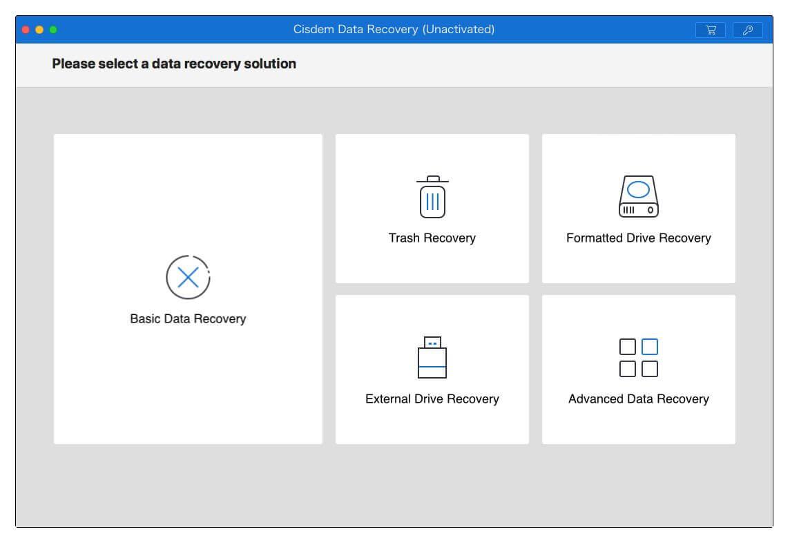 cisdem data recovery home