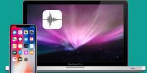 iphone voice memos mac