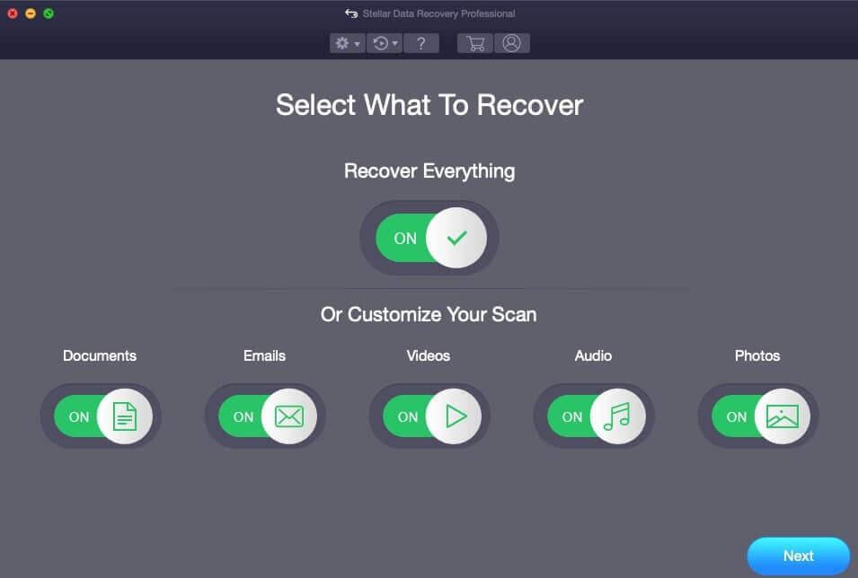 stellar mac data recovery